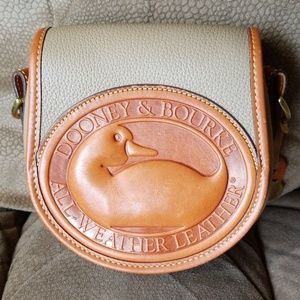 *RARE VINTAGE* Big duck Dooney and Bourke mini bag